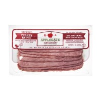 Applegate Naturals Uncured Turkey Bacon Hikory Smoked - Sliced 8 OZ