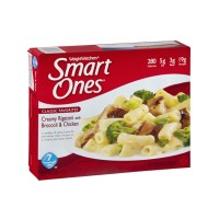 Weight Watchers Smart Ones  Creamy Rigatoni with Broccoli And Chicken - 9.0 OZ