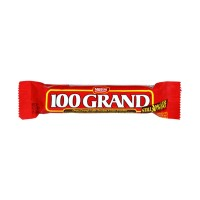 Nestle 100 Grand Milk Chocolate Candy Bar 1.5 OZ