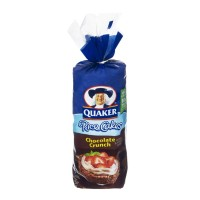 Quaker Chocolate Crunch Rice Cakes - Gluten Free - 7.23 OZ