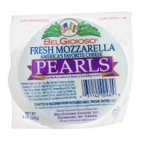 BelGioioso Fresh Mozzarella Pearls 8.0 OZ