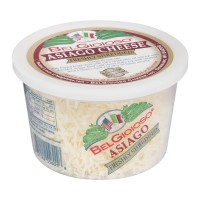 BelGioioso Asiago Cheese Freshley Shredded 5.0 OZ