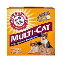 Arm & Hammer Multi-Cat Superior Odor Control Clumping Cat Litter 20 LB