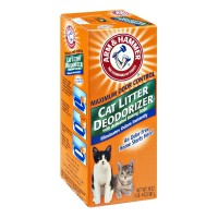 Arm & Hammer Maximum Odor Control Cat Litter Deodorizer 20 OZ