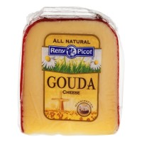Reny Picot All Natural Gouda Cheese 8.0 OZ