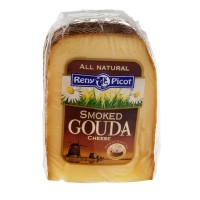 Reny Picot All Natural Gouda Cheese Smoked 8.0 OZ