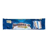 Almond Joy Candy Bars - Snack Size - 8 pk- 0.6 OZ
