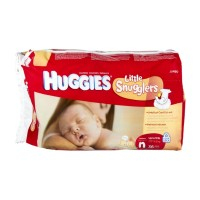 Huggies Little Snugglers Diapers Disney - Newborn - 32 CT
