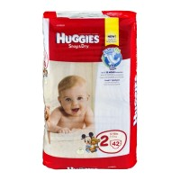 Huggies Snug & Dry Diapers Disney Jumbo Pack 2 12-18 lb - 38 CT