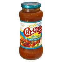 Chi-Chi's Thick & Chunky Salsa - Medium 16.0 OZ
