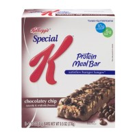 Kellogg's Special K Protein Meal Bar Chocolatey Chip - 6 CT