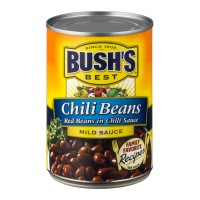 Bush's Best Chili Beans - Red Beans in Mild Sauce 16 OZ
