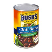 Bush's Medium Sauce Chili Beans 16 OZ