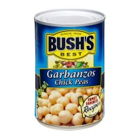 Bush's Garbanzo Beans Canned 16 OZ