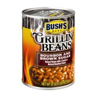 Bush's Grillin' Beans Bourbon and Brown Sugar 22.0 OZ