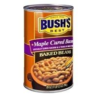 Bush's Baked Beans Maple Cured Bacon 28 OZ