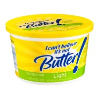 I Can't Believe It's Not Butter! Vegetable Oil Spread Light 15 OZ