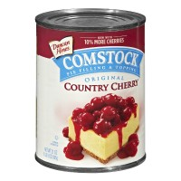 Duncan Hines Comstock Pie Filling and Topping - Original Country Cherry 21.0 OZ