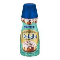 International Delight Gourmet Coffee Creamer Cinnamon Roll - 16.0 FL OZ