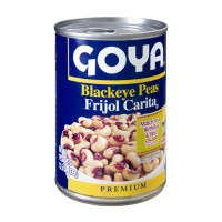 Goya Premium Blackeye Peas (can) 15.5 OZ