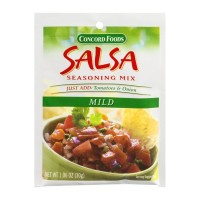 Concord Foods Mild Salsa Mix 1.06 OZ