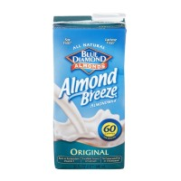 Blue Diamond Almond Breeze Almond Milk - Original 1 QT