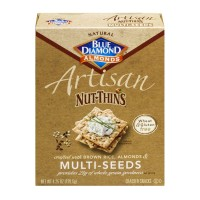 Blue Diamond Artisan Nut-Thins - Multi-Seeds - 4.25 OZ