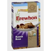Attune Foods Erewhon Organic Raisin Bran 100% Whole Grain Cereal - 15 OZ