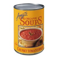 Amy's Kitchen Organic Chunky Tomato Bisque Soup 14.5 OZ