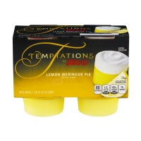 Temptations by JELL-O Pie Snacks Lemon Meringue Pie - 4 CT 13.4 OZ