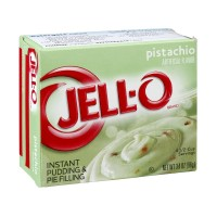 JELL-O Instant Pudding and Pie Filling - Pistachio 3.4 OZ