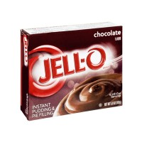 Jell-O Instant Pudding and Pie Filling - Chocolate 5.9 OZ