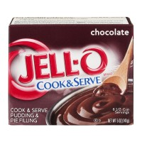 JELL-O Pudding - Cook and Serve - Chocolate 5 OZ