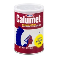 Kraft Calumet Double Acting Baking Powder 7 OZ