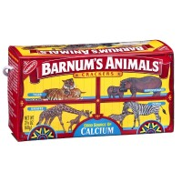 Nabisco Barnum's Animal Crackers- 2.12 OZ