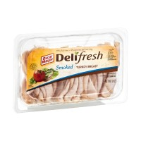 Oscar Mayer Deli Fresh Smoked Turkey Breast 9 OZ