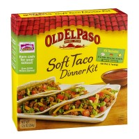 Old El Paso Soft Taco Dinner Kit 12.5 OZ