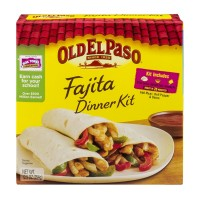 Old El Paso Dinner Kit - Fajita 12.5 OZ