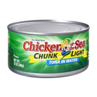 Chicken of the Sea Chunk Light Tuna in Water (can) -12.0  OZ