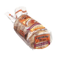 Thomas' Bagels Cinnamon Swirl - 6 CT 20.0 OZ