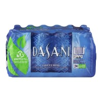 Dasani Purified Water - 24 CT / 16.9 FL OZ