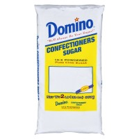 Domino Pure Cane 10-X Powdered Confectioners Sugar 2 LB