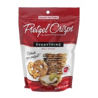 Snack Factory Deli Style Pretzel Crisps Everything - 7.2 OZ