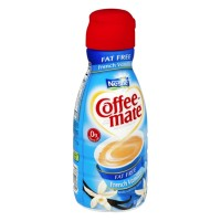 Nestle Coffee-Mate Creamer Fat Free French Vanilla - 32.0 FL OZ