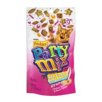 Friskies Party Mix Cat Treats California Dreamin' Crunch 2.1 OZ