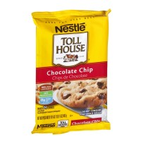 Nestle Toll House Chocolate Chip Cookie Dough - 24 CT 16.5 OZ