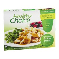 Healthy Choice Complete Meals - Golden Roasted Turkey Breast - 10.5 OZ