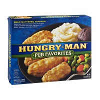 Hungry-Man Pub Favorites Chicken Beer Battered - 14.5 OZ