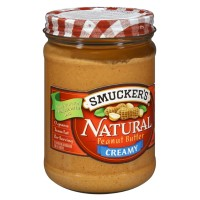 Smucker's Natural Creamy Peanut Butter 16 OZ