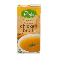 Pacific Free Range Chicken Broth - Organic 32 FL OZ